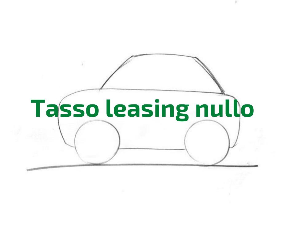 tasso leasing nullo